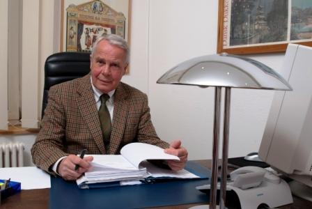 Rechtsanwalt Prof. Dr. Hartmut Lange - Stralsund